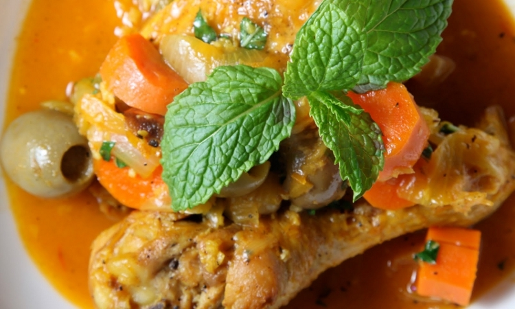Find Recipes for Chicken Tagine