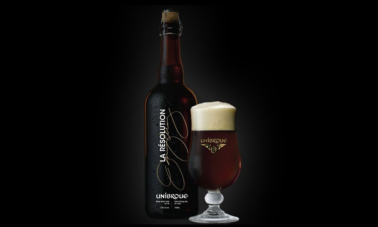 Unibroue - special steam beer
