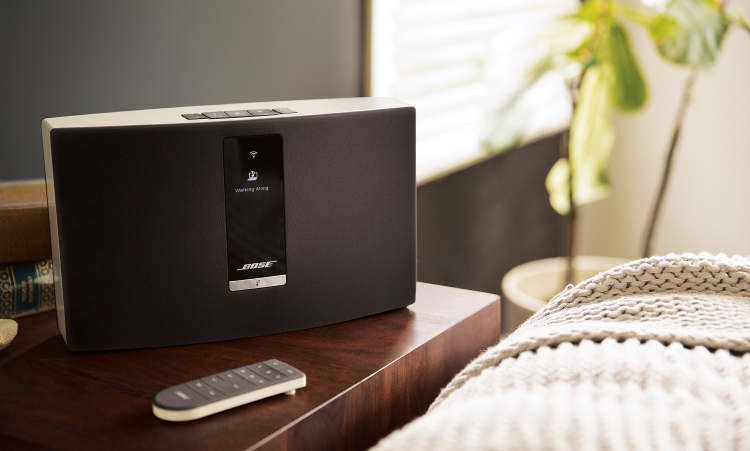 Bose Expands New SoundTouch™ Wi-Fi® System