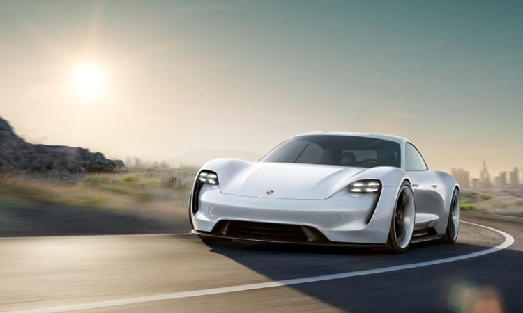 Porsche Mission E Receives a Green Light