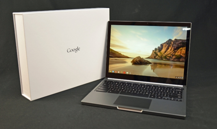 Google Refreshes Its Chromebook Pixel For 2015