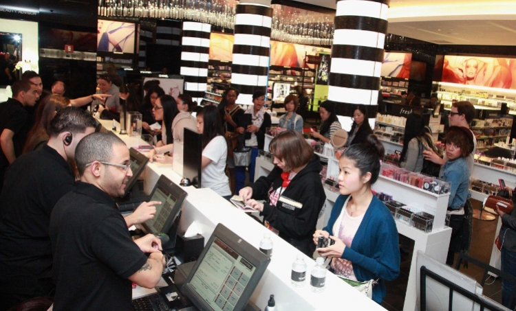 Business news about Sephora