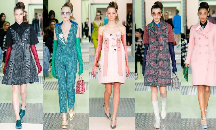 A new images for Prada in Manila