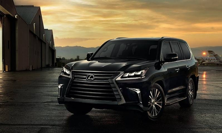 Lexus LX570 - the best SUV