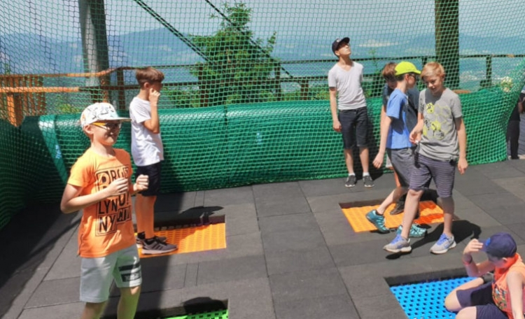 Playground trampolines - an interesting way to make your playground more attractive